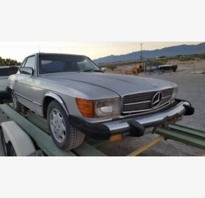 1977 Mercedes-Benz 450SL for sale 101040214