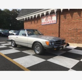 1977 Mercedes-Benz 450SL for sale 101059325