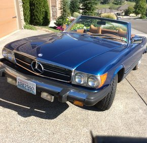 1977 Mercedes-Benz 450SL for sale 101105152