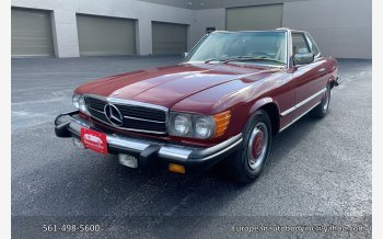 1977 Mercedes-Benz 450SL for sale 101191258