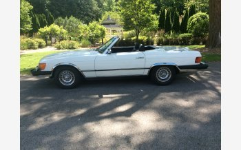1977 Mercedes-Benz 450SL for sale 101203209