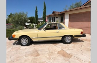 1977 Mercedes-Benz 450SL for sale 101204972