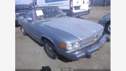 1977 Mercedes-Benz 450SL for sale 101221552