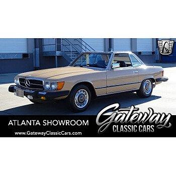 1977 Mercedes-Benz 450SL for sale 101267916