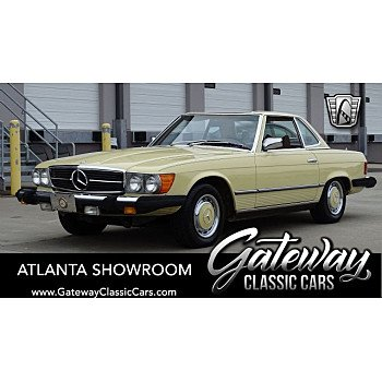 1977 Mercedes-Benz 450SL for sale 101276967