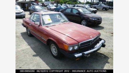 1977 Mercedes-Benz 450SL for sale 101293230