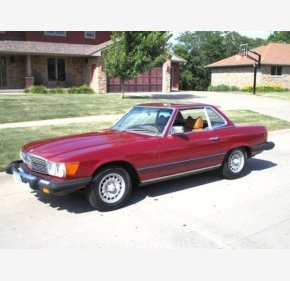 1977 Mercedes-Benz 450SL for sale 101321344