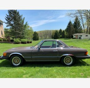 1977 Mercedes-Benz 450SL for sale 101324727