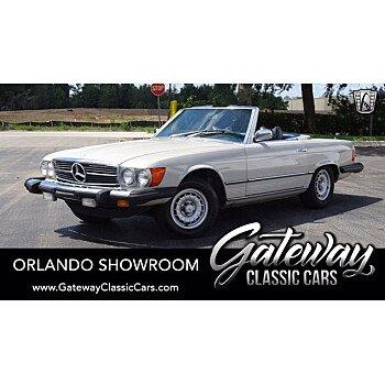 1977 Mercedes-Benz 450SL for sale 101345488