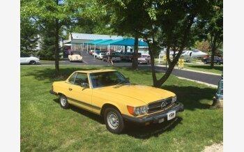 1977 Mercedes-Benz 450SL for sale 101415036