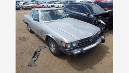 1977 Mercedes-Benz 450SL for sale 101424884