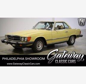 1977 Mercedes-Benz 450SL for sale 101434560