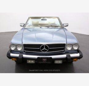1977 Mercedes-Benz 450SL for sale 101446987