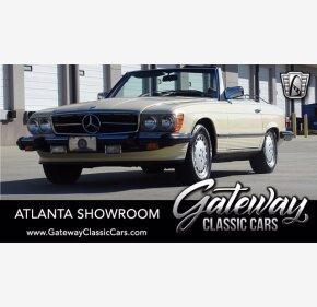 1977 Mercedes-Benz 450SL for sale 101452175