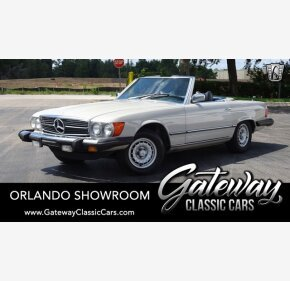 1977 Mercedes-Benz 450SL for sale 101473187