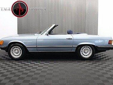 1977 Mercedes-Benz 450SL for sale 101578299