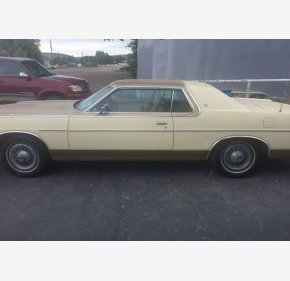 1977 Mercury Grand Marquis for sale 101011881