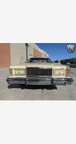 1977 Mercury Marquis for sale 101304905
