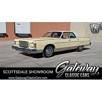 1977 Mercury Marquis for sale 101521715