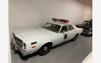 1977 Plymouth Fury for sale 101508666