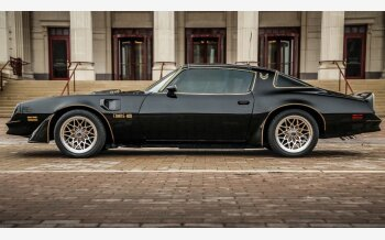1977 Pontiac Firebird Trans Am for sale 101009291