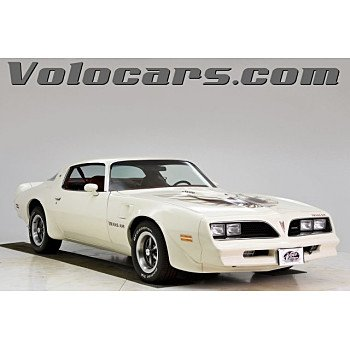 1977 Pontiac Firebird for sale 101219881