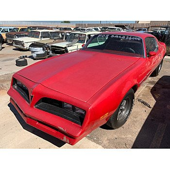 1977 Pontiac Firebird for sale 101225437