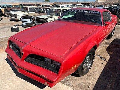 1977 Pontiac Firebird for sale 101225437