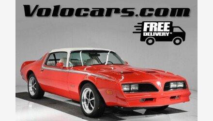 1977 Pontiac Firebird Formula for sale 101237954