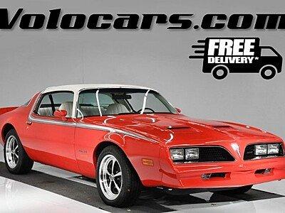 1977 Pontiac Firebird for sale 101237954
