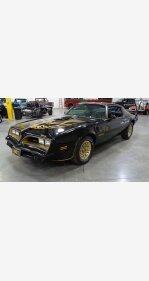 1977 Pontiac Firebird for sale 101306117