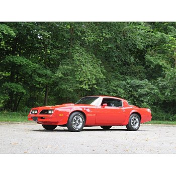 1977 Pontiac Firebird for sale 101315284