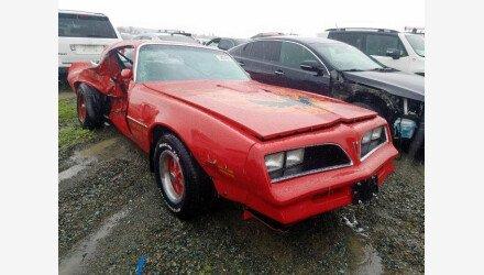 1977 Pontiac Firebird for sale 101328210