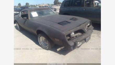 1977 Pontiac Firebird for sale 101346879