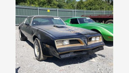 1977 Pontiac Firebird for sale 101348888