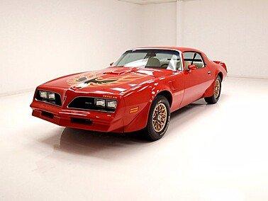1977 Pontiac Firebird Trans Am for sale 101381116