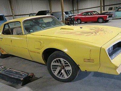 1977 Pontiac Firebird for sale 101400068