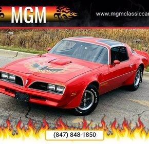 1977 Pontiac Firebird for sale 101404823
