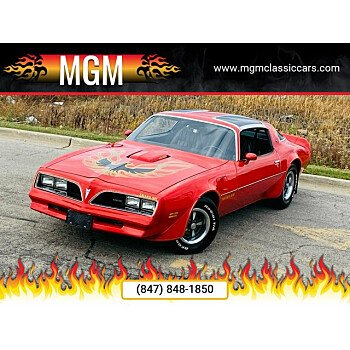 1977 Pontiac Firebird for sale 101404823