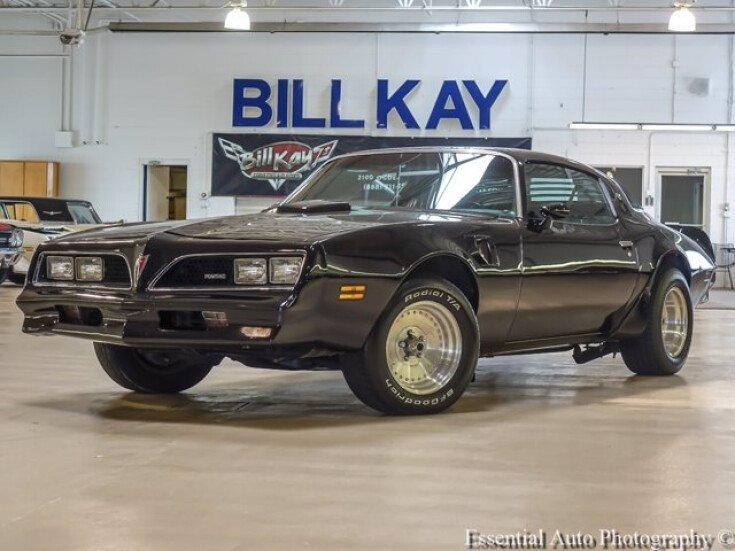1977 Pontiac Firebird for sale 101550294