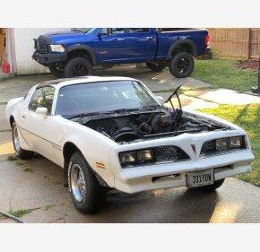 1977 Pontiac Firebird Trans Am Coupe for sale 101215431