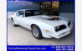 1977 Pontiac Firebird Trans Am Coupe for sale 101349222