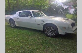 1977 Pontiac Firebird Trans Am Coupe for sale 101562273