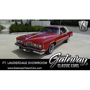 1977 Pontiac Grand Prix for sale 101361132