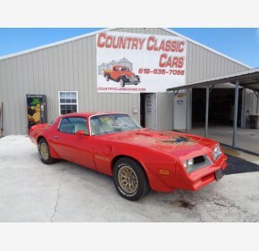 1977 Pontiac Trans Am for sale 101180085