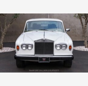 1977 Rolls-Royce Silver Shadow for sale 101481956