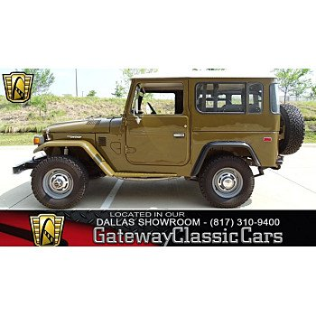 1977 Toyota Land Cruiser for sale 100963927