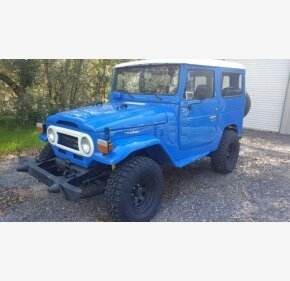 1977 Toyota Land Cruiser for sale 101112262