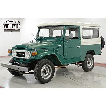 1977 Toyota Land Cruiser for sale 101200059