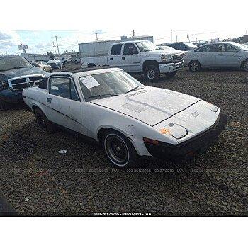 1977 Triumph TR7 for sale 101224450